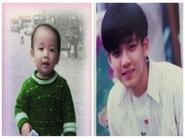 'Hà Dĩ Thâm' Chung Hán Lương điển trai từ bé