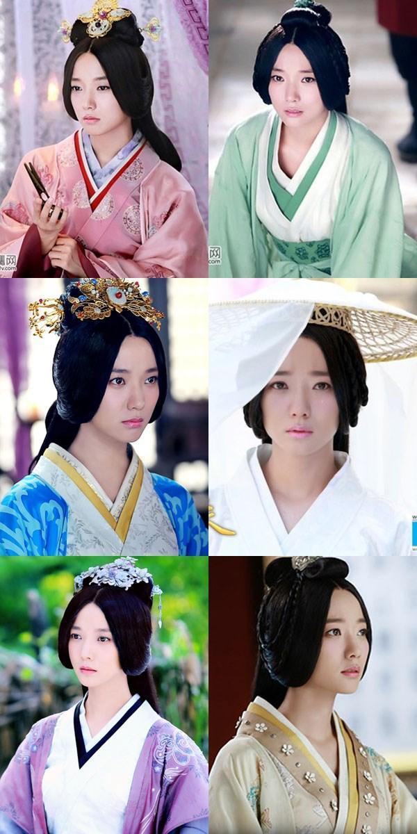 10 nữ hoàng rating trên màn ảnh nhỏ Hoa ngữ (2)