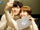 Park Min Young đẹp đôi bên Ji Chang Wook