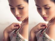 """Hút mắt với khoảnh khắc """"siêu gợi cảm"""" của Tăng Thanh Hà"""