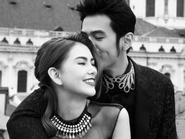 Châu Kiệt Luân và Côn Lăng tung ảnh cưới đẹp như mơ