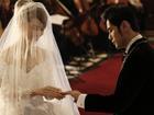 Rò rỉ những hình ảnh đầu tiên trong đám cưới Châu Kiệt Luân - Côn Lăng