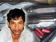 Tử hình ông trùm ma túy nã đạn vào công an để chạy trốn