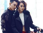"""""""Trốn"""" chồng, hot girl Diệp Bảo Ngọc tình tứ bên trai đẹp"""