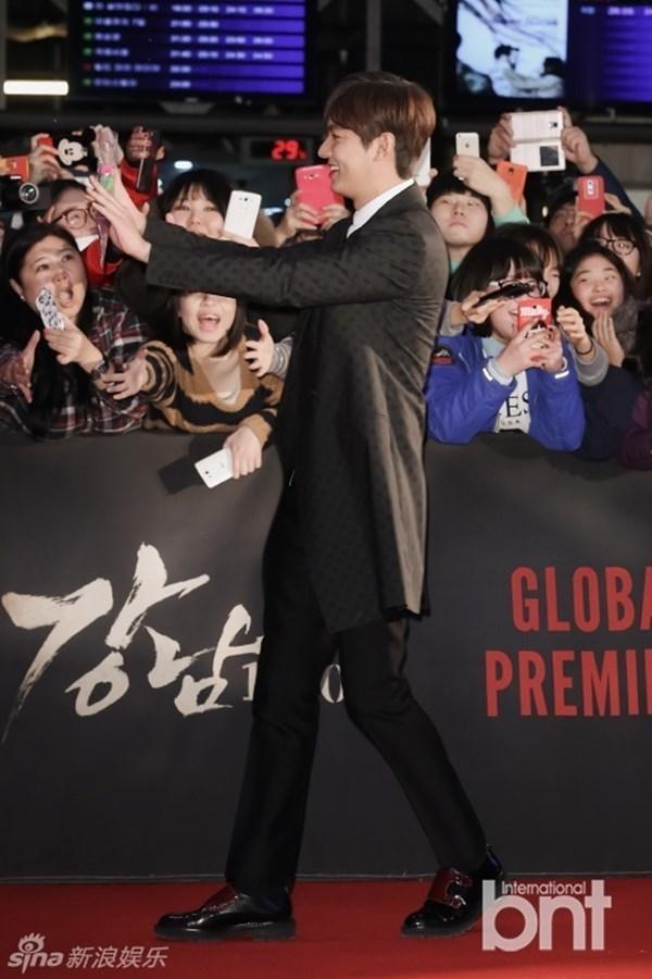 2 'người yêu cũ' tới ủng hộ Lee Min Ho