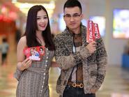 Quán quân Cặp đôi hoàn hảo Hoàng Yến - Hà Duy sóng đôi dự event