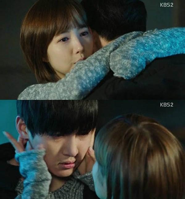 Park Min Young hôn say đắm Ji Chang Wook