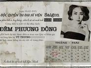 """Lộ thiệp cưới """"độc, lạ"""" của Ngân Khánh"""