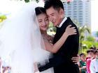 Mỹ nhân 'Lộc Đỉnh Ký' hạnh phúc trong hôn lễ