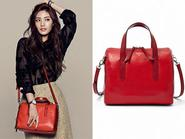 Những túi xách giá bình dân của sao Hàn