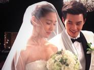 Nữ diễn viên Nam Sang Mi bí mật tổ chức đám cưới