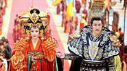 Cảnh đăng cơ Hoàng Hậu hoành tráng của Võ Tắc Thiên