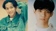 'Phát sốt' với vẻ điển trai tuổi 20 của Chung Hán Lương