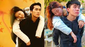 Loạt ảnh chế poster những bộ phim Hàn ăn khách