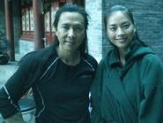 Tiết lộ ảnh Ngô Thanh Vân tham gia Ngọa hổ tàng long 2