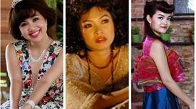 Top 10 cô nàng 'tưng tửng' của màn ảnh Việt