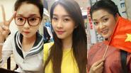 3 Hoa hậu Việt Nam sở hữu mặt mộc đẹp