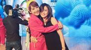"""Sa Lim chụp ảnh cùng Chi Pu trong hậu trường """"Bước nhảy hoàn vũ"""""""