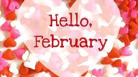 Chào em, cô gái tháng Hai