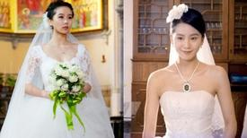 4 lần 'cưới chồng' của người đẹp Lưu Thi Thi