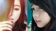 Những hình ảnh selfie nhận không ra hot girl Việt