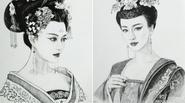 Loạt tranh vẽ tuyệt đẹp về phim Võ Mị Nương truyền kì