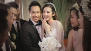 Ngất ngây với bộ ảnh cưới của Trúc Diễm cùng chú rể Việt kiều