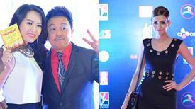 Thụy Vân, Andrea ủng hộ phim của Chí Tài và Dustin Nguyễn