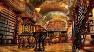 Trầm trồ trước 22 thư viện khổng lồ đẹp nhất thế giới