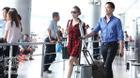 Ngân Khánh qua Singapore làm tiệc chia tay đời độc thân