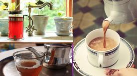 Mê đắm hương vị trà đặc trưng khắp thế giới