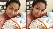 Facebook 24h: Ốc Thanh Vân mộc mạc khoe Cacao 3 ngày tuổi