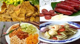 Cách bảo quản các món ăn ngày Tết