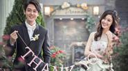 Cô dâu chú rể đẹp như siêu mẫu trong ảnh cưới