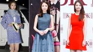 """Mặc đẹp như """"Hoa hậu Hàn Quốc"""" Lee Yeon Hee"""