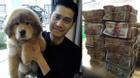 Hà Nội: Đem bao tải 30 triệu đồng tiền lẻ đi mua chó ngao Tạng