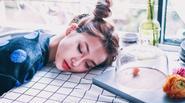 Nét trầm buồn ngày Valentine của hot girl Khả Ngân