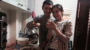 Huỳnh Hiểu Minh - Angela Baby tình cảm khoe ảnh sống chung