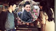 Trang Nhung hạnh phúc đón tết cùng nhà chồng tại Hà Nội