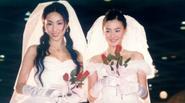 Bộ ảnh cưới thời mới khởi nghiệp của Lê Tư - Trương Bá Chi