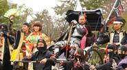 Hài hước với ngày lễ Ninja độc đáo chỉ có tại Nhật Bản
