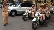 Hà Nội: 8 ngày nghỉ tết có 11 người chết vì tai nạn giao thông