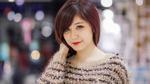 An Japan hài lòng với vẻ đẹp tự nhiên thừa hưởng từ bố mẹ