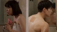 Kiều nữ Hàn ngượng chín mặt vì 'tắm chung' với trai đẹp