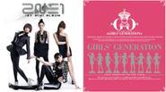 Những 'album huyền thoại' của thần tượng Kpop