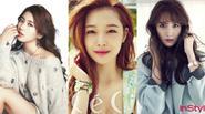 """""""Cân tài đọ sắc"""" 3 mỹ nhân Suzy – Sulli – Yoona"""