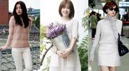 Mặc đẹp dịu dàng và nữ tính như Han Hyo Joo
