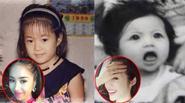 Facebook 24h: Elly Trần, Lê Phương khoe ảnh thời thơ ấu dễ thương
