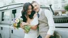 Phương Vy tự tay trang trí cho đám cưới ở biển