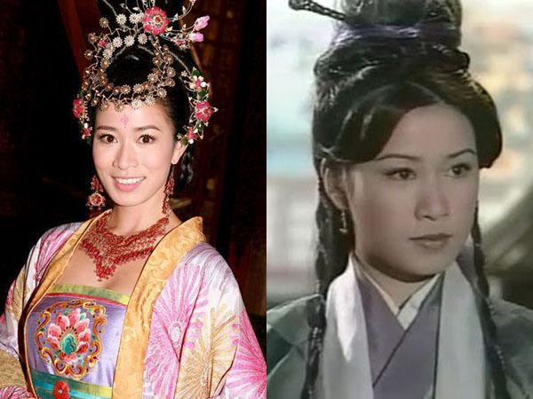 Những kiều nữ Hoa ngữ 'hai mặt' khiến khán giả thảng thốt